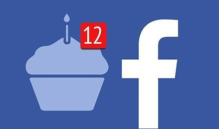 "Cuando Facebook te canta ""happy birthday!"""